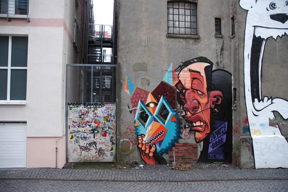 Улицы Гамбурга. Изображение № 39.