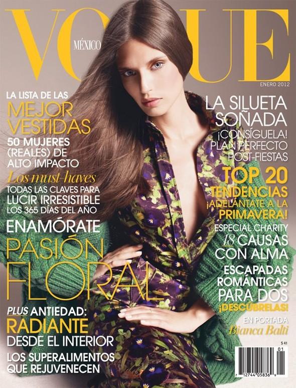 Обложки Vogue: Греция, Мексика и Япония. Изображение № 2.