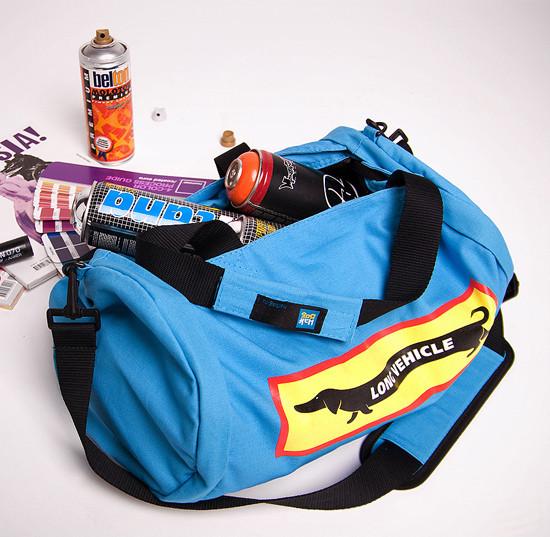 Фитнес-сумки от HalfBag. Изображение № 1.