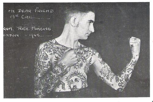 Татуировка XXвека. Изображение № 25.