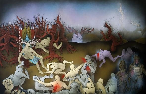 Новые имена: 30 художников, которых будут обсуждать в 2012-м. Изображение № 107.