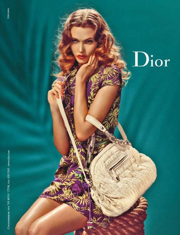 Изображение 3. Рекламная компания весна Dior.. Изображение № 3.