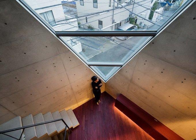 Архитектура дня: дом для химиков из экологичного бетона . Изображение № 17.