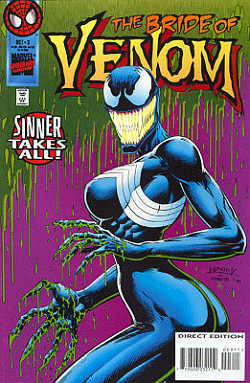 9 супергероинь излодеек комиксов. Изображение № 6.