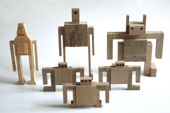 Взрослые тоже дети: дизайнерские игрушки. Изображение № 19.
