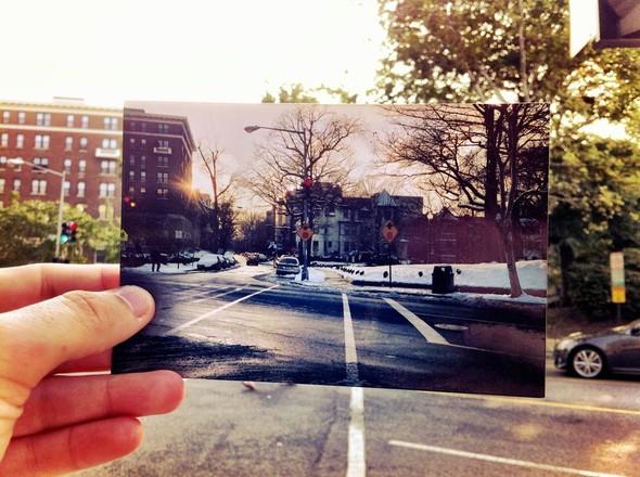 Фотография в фотографии. Изображение № 18.