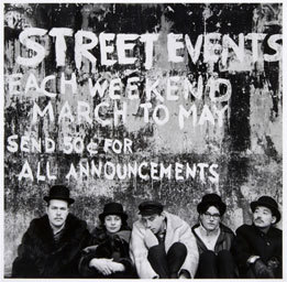 Street Art Street Life от50-х донаших дней. Изображение № 4.