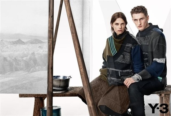 Кампании: Balenciaga, Celine, Dolce & Gabbana и другие. Изображение № 40.