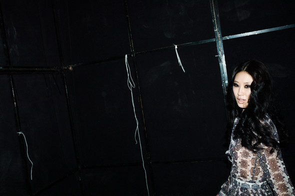 BACKSTAGE Masha Tsigal A/W 13 / foto by Ross Laurence. Изображение № 41.