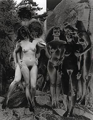 Еще восемь фотографов сюрреалистов. Изображение № 132.