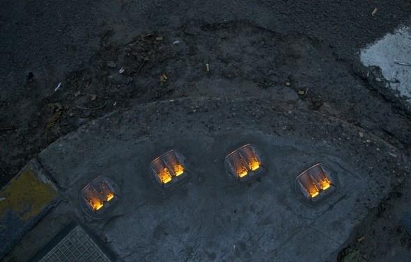 Тротуары с подстветкой. Изображение № 32.