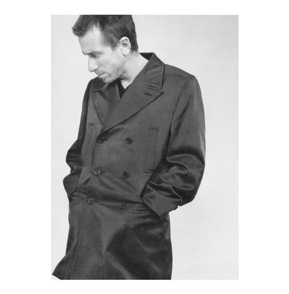 Архивная съёмка: Тим Рот для кампании Prada SS 1996. Изображение № 1.