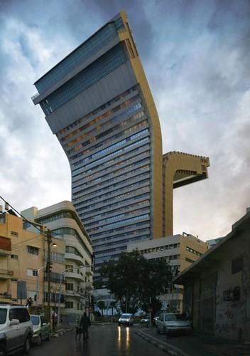 Сюрреалистичная 3D-архитектура. Изображение № 13.