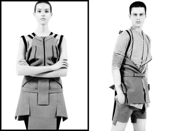 Мужские лукбуки: Rad Hourani, Versace и другие. Изображение № 4.