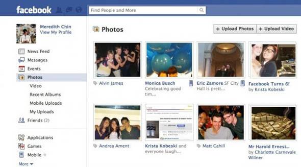 Facebook исполнилось шесть лет. Изображение № 2.