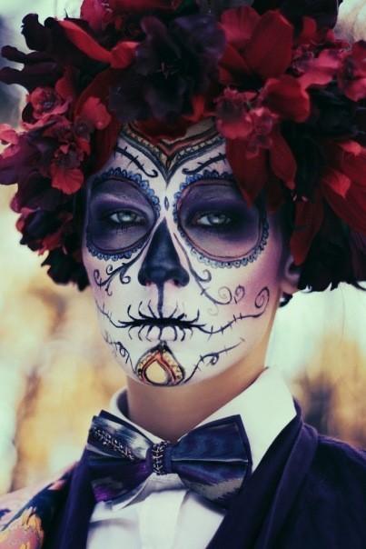 Линия «Dia de los Muertos» от Надежды Одинаевой. Изображение № 6.