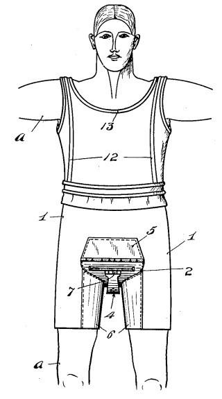 Google Patents: от унитаза с аквариумом до антионанира. Изображение № 7.