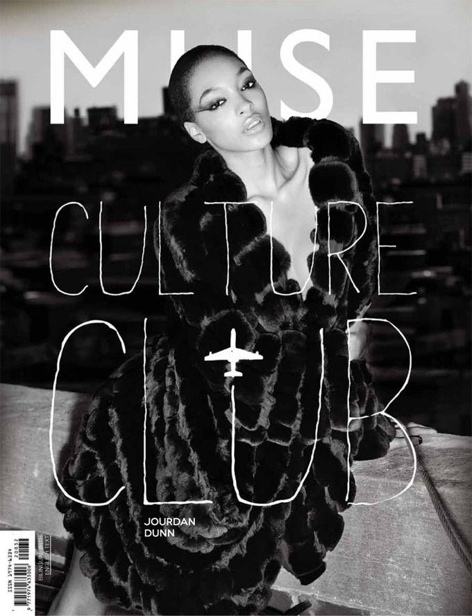 Interview, Muse, Russh и другие журналы показали новые обложки. Изображение № 5.