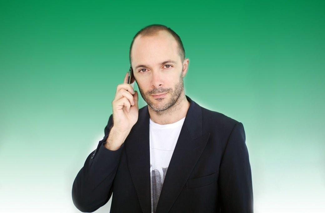 Марко Росо, редактор DIS Magazine. Изображение № 1.