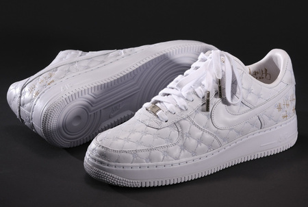 Michael Lau x Nike 1World Air Force 1 Project. Изображение № 8.