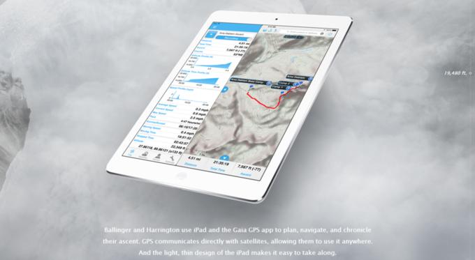 Apple рассказала об использовании iPad в Гималаях . Изображение № 4.