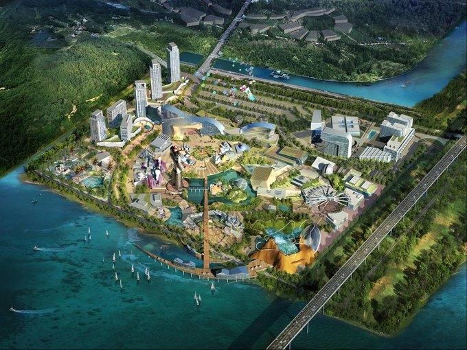 Южная Корея обещает открыть Роболенд уже в 2016 году. Изображение № 5.