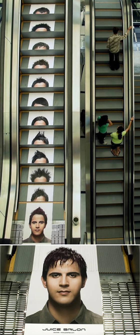 Эскалатор как новое медиа. Изображение № 5.