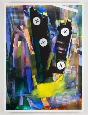 Точка, точка, запятая: 10 современных абстракционистов. Изображение № 17.