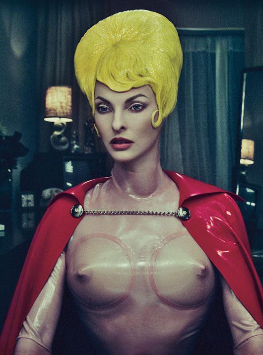 Новые съемки из Dazed & Confused, Love и Vogue. Изображение № 65.
