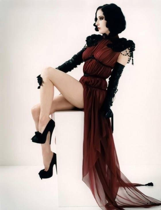 Перчатки как элемент женского гардероба. Изображение № 11.