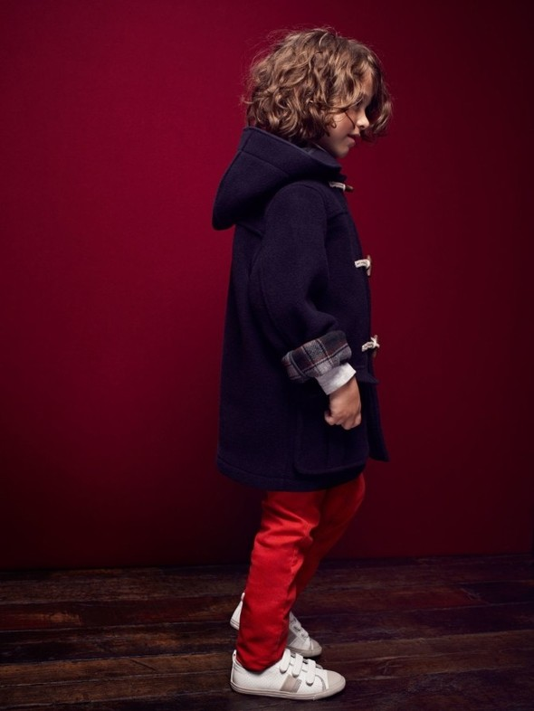 Кампания: Zara Kids FW 2011. Изображение № 6.