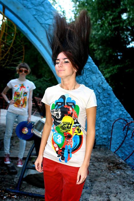 SHUTTLE – Интернет-магазин космических футболок. Изображение № 11.