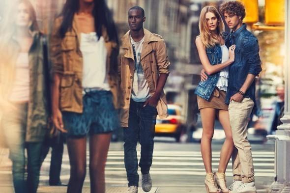 Изображение 16. S/S'11 Ad Campaign: Donna Karan, D&G, DKNY.. Изображение № 15.