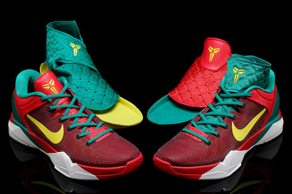 NIKE KOBE 7 YEAR OF THE DRAGON (NEW PICS). Изображение № 2.