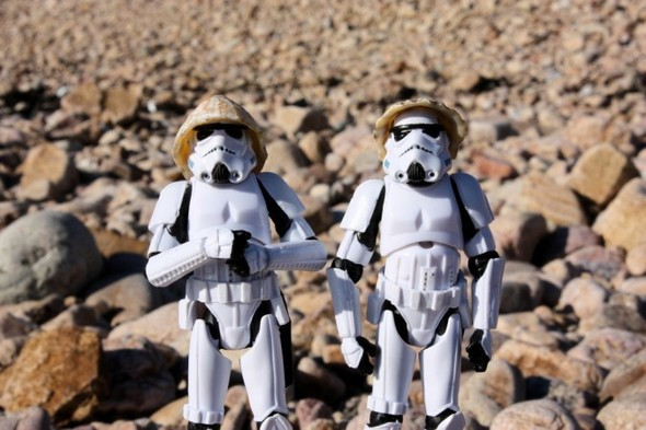Stormtroopers day off. Изображение № 17.