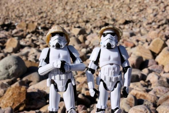 Stormtroopers dayoff. Изображение № 17.