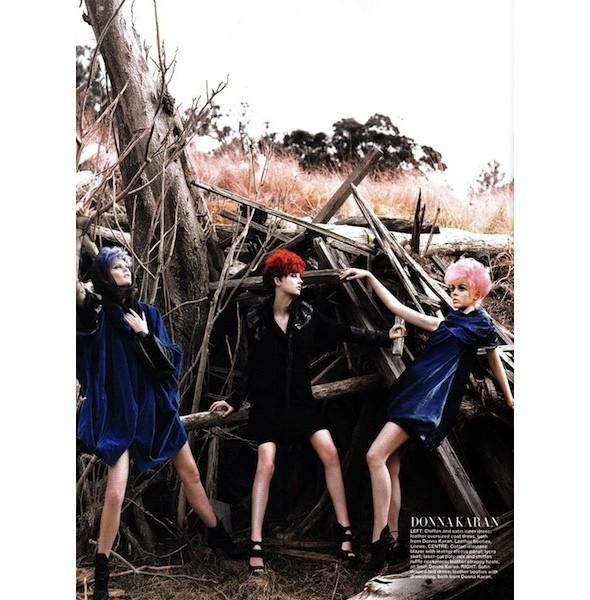 5 новых съемок: Harper's Bazaar, Qvest, POP и Vogue. Изображение № 22.