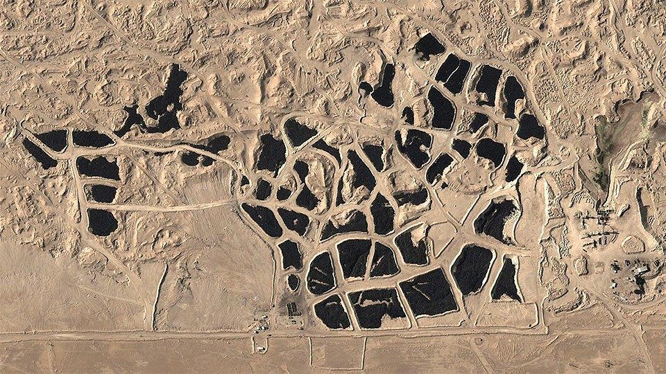 Снимки из космоса, напоминающие о хрупкости природы. Изображение № 11.