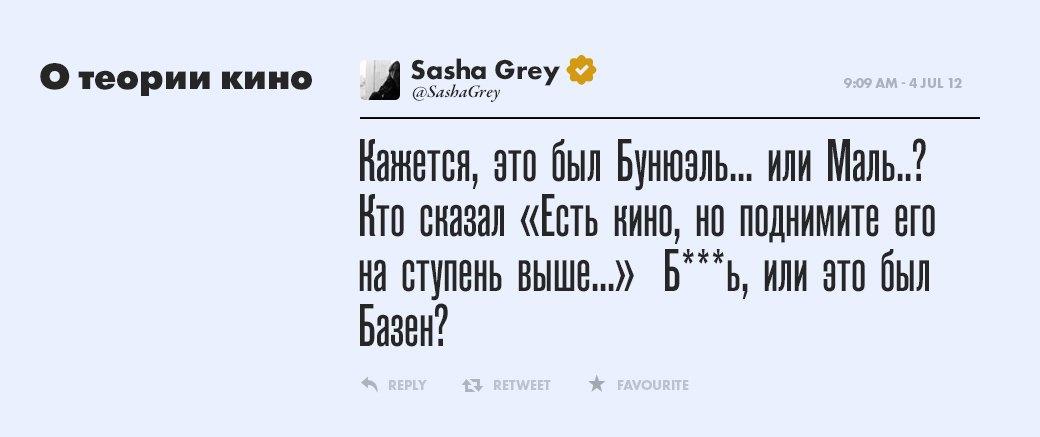 Саша Грей, девушка  многих талантов. Изображение №15.