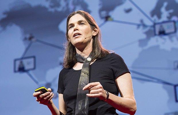 Дафна Коллер на конференции TED. Изображение № 6.