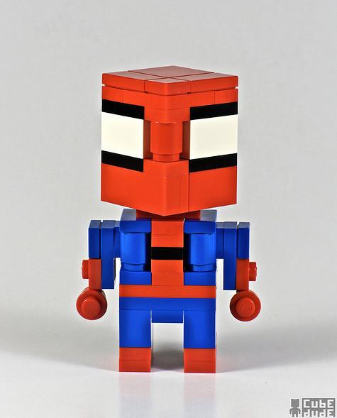 Изображение 28. Lego-герои CubeDude .. Изображение № 28.