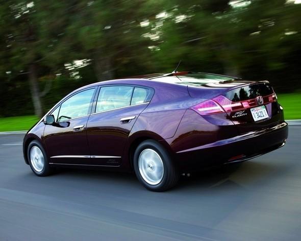 Немколько концептов. Subaru, Honda, Volvo. Изображение № 8.