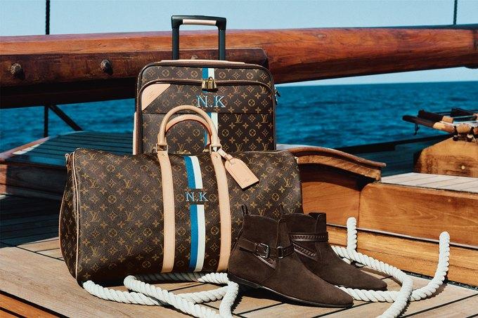 Вышли новые лукбуки Burberry, Fred Perry и Louis Vuitton. Изображение № 34.