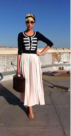 Фотография из блога Joy Fashion. Изображение № 76.
