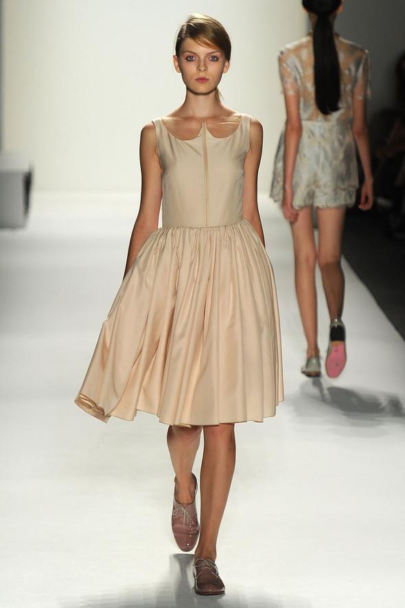 New York Fashion Week Spring 2012: День третий. Изображение № 15.