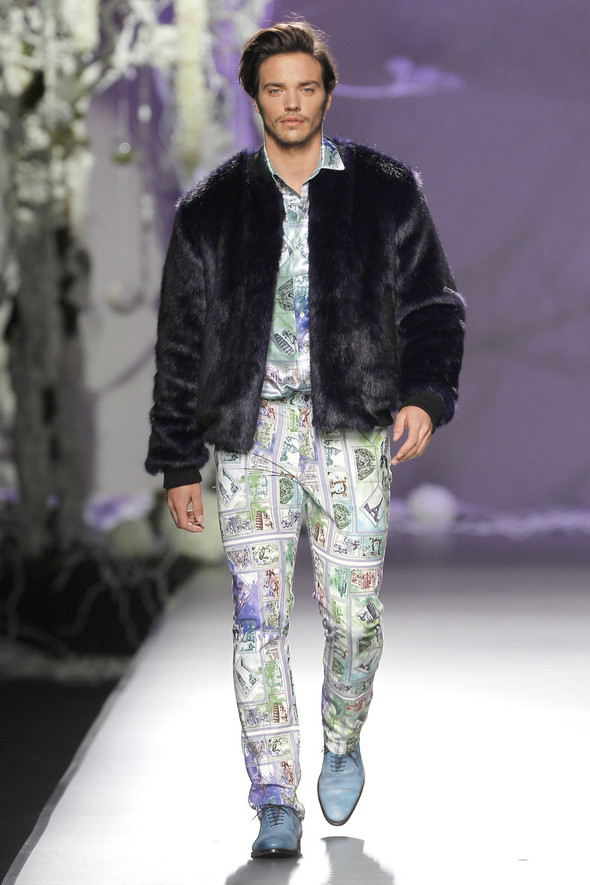 Madrid Fashion Week A/W 2012: Francis Montesinos. Изображение № 8.