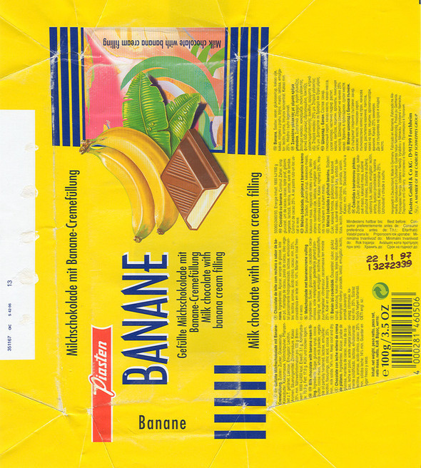 Мояшоколадная коллекция (1992–2009). Часть первая. Изображение № 14.