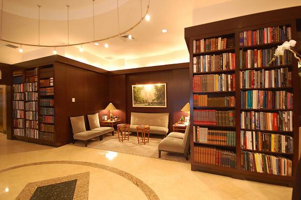 Library Hotel - необычный отель в Нью-Йорке. Изображение №7.