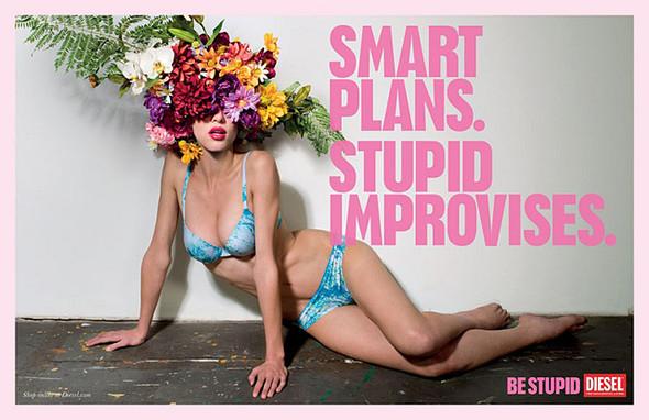 Кампания Be Stupid. Изображение № 4.