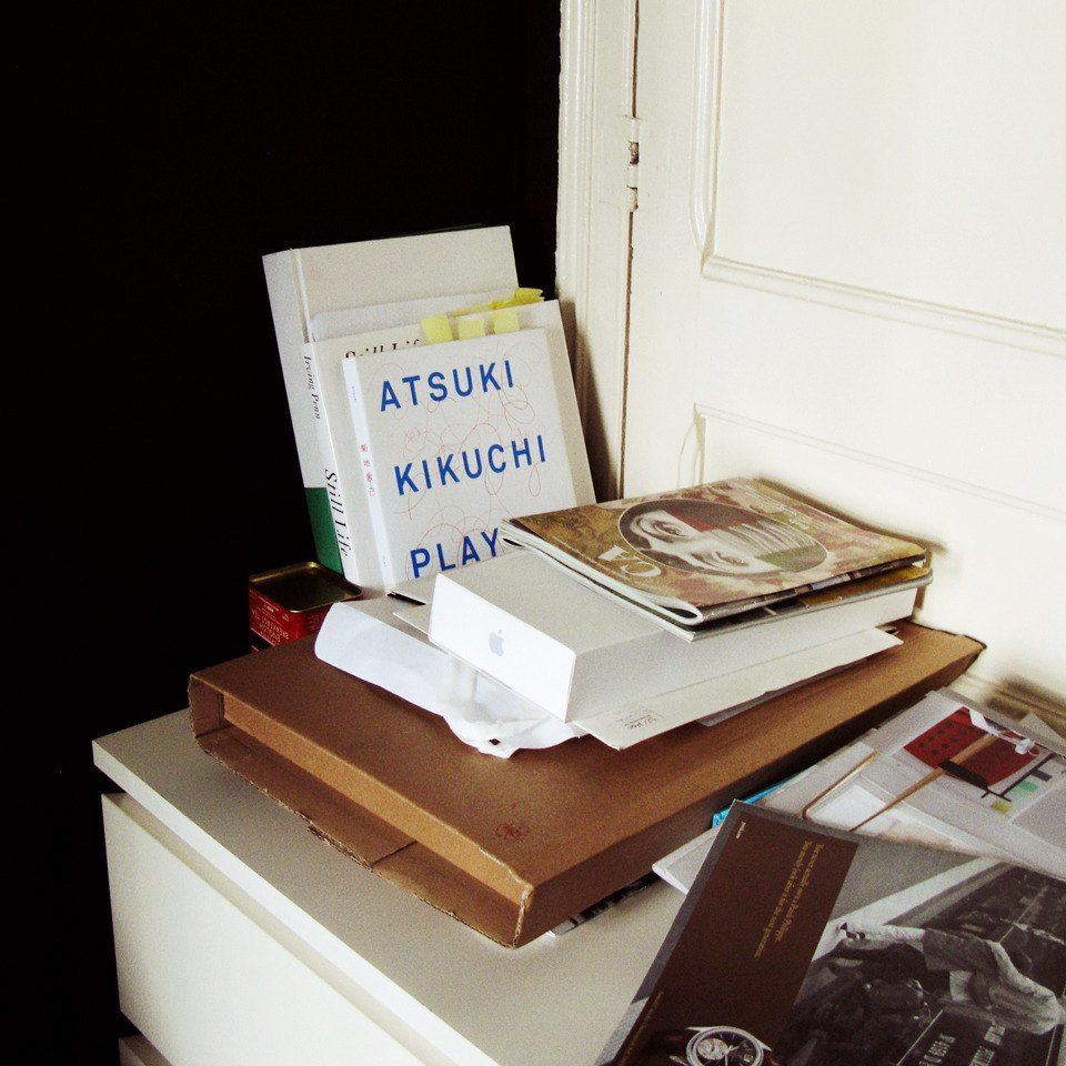 Рабочее место: Омар Соса, арт-директор журнала Apartamento. Изображение № 12.